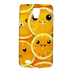 Cute Orange  Galaxy S4 Active by Brittlevirginclothing