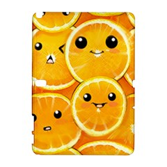 Cute Orange  Galaxy Note 1 by Brittlevirginclothing