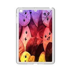 Cute Leaves  Ipad Mini 2 Enamel Coated Cases by Brittlevirginclothing