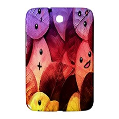 Cute Leaves  Samsung Galaxy Note 8 0 N5100 Hardshell Case  by Brittlevirginclothing