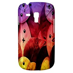 Cute Leaves Galaxy S3 Mini by Brittlevirginclothing