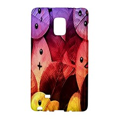Cute Leaves Galaxy Note Edge by Brittlevirginclothing