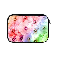 Rainbow Flower Apple Ipad Mini Zipper Cases by Brittlevirginclothing