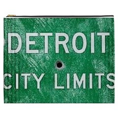 Detroit City Limits Cosmetic Bag (xxxl)