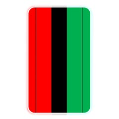 Kwanzaa Colors African American Red Black Green  Memory Card Reader by yoursparklingshop