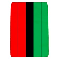 Kwanzaa Colors African American Red Black Green  Flap Covers (l)  by yoursparklingshop