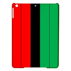 Kwanzaa Colors African American Red Black Green  Ipad Air Hardshell Cases by yoursparklingshop