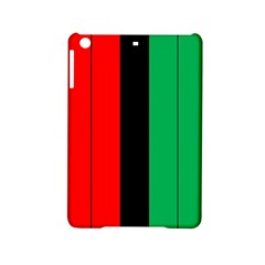 Kwanzaa Colors African American Red Black Green  Ipad Mini 2 Hardshell Cases by yoursparklingshop
