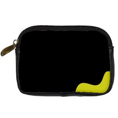 Black And Yellow Digital Camera Cases