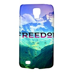 Freedom Galaxy S4 Active by Brittlevirginclothing