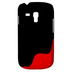 Black And Red Galaxy S3 Mini