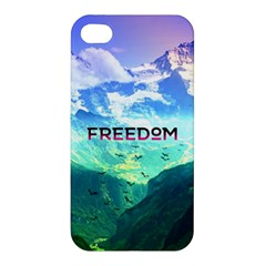 Freedom Apple Iphone 4/4s Premium Hardshell Case by Brittlevirginclothing