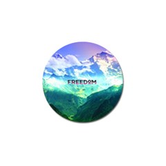 Freedom Golf Ball Marker (10 Pack) by Brittlevirginclothing