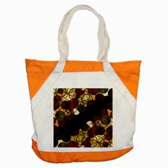 Autumn Bubbles Accent Tote Bag by Valentinaart
