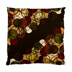 Autumn Bubbles Standard Cushion Case (two Sides) by Valentinaart