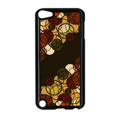 Autumn Bubbles Apple Ipod Touch 5 Case (black) by Valentinaart