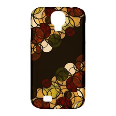 Autumn Bubbles Samsung Galaxy S4 Classic Hardshell Case (pc+silicone) by Valentinaart