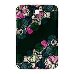 Green And Pink Bubbles Samsung Galaxy Note 8 0 N5100 Hardshell Case  by Valentinaart