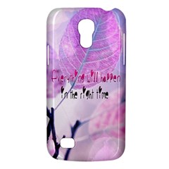 Magic Leaves Galaxy S4 Mini by Brittlevirginclothing