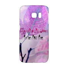 Magic Leaves Galaxy S6 Edge by Brittlevirginclothing