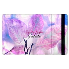 Magic Leaves Apple Ipad 2 Flip Case by Brittlevirginclothing
