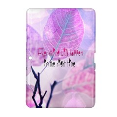 Magic Leaves Samsung Galaxy Tab 2 (10 1 ) P5100 Hardshell Case  by Brittlevirginclothing
