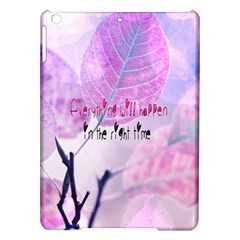 Magic Leaves Ipad Air Hardshell Cases by Brittlevirginclothing