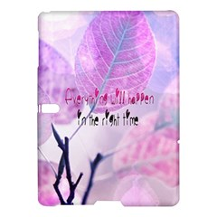 Magic Leaves Samsung Galaxy Tab S (10 5 ) Hardshell Case  by Brittlevirginclothing