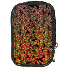 Red Corals Compact Camera Cases by Valentinaart