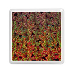 Red Corals Memory Card Reader (square)  by Valentinaart