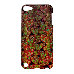 Red Corals Apple Ipod Touch 5 Hardshell Case