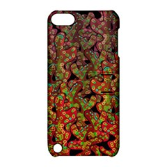 Red Corals Apple Ipod Touch 5 Hardshell Case With Stand by Valentinaart