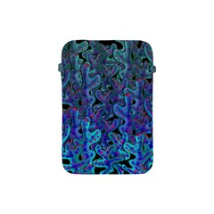 Blue Coral Apple Ipad Mini Protective Soft Cases by Valentinaart