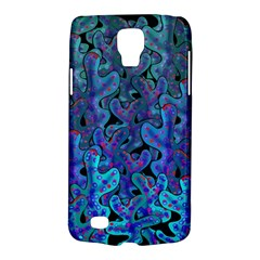 Blue Coral Galaxy S4 Active by Valentinaart