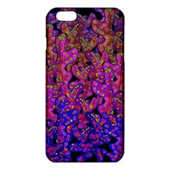 Purple Corals Iphone 6 Plus/6s Plus Tpu Case by Valentinaart