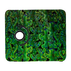 Green Corals Galaxy S3 (flip/folio) by Valentinaart