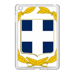 Variant Coat Of Arms Of Greece  Apple Ipad Mini Case (white) by abbeyz71