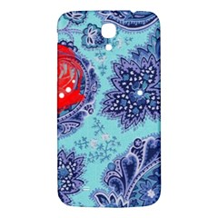 Red Pearled Roses Samsung Galaxy Mega I9200 Hardshell Back Case by Brittlevirginclothing