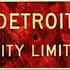 Dcllv7 Canvas 16  X 16  by DetroitCityLimitsLimited
