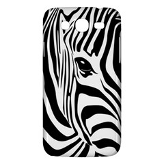 Animal Cute Pattern Art Zebra Samsung Galaxy Mega 5 8 I9152 Hardshell Case