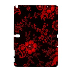 Small Red Roses Galaxy Note 1 by Brittlevirginclothing
