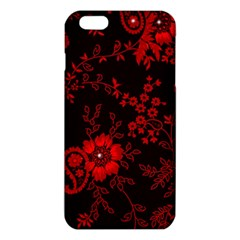 Small Red Roses Iphone 6 Plus/6s Plus Tpu Case by Brittlevirginclothing