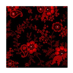 Small Red Roses Tile Coasters by Brittlevirginclothing