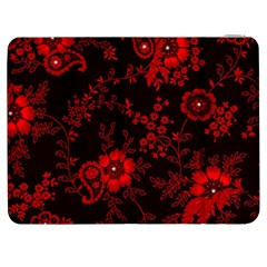 Small Red Roses Samsung Galaxy Tab 7  P1000 Flip Case by Brittlevirginclothing