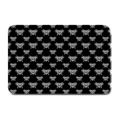 Body Part Monster Illustration Pattern Plate Mats by dflcprints