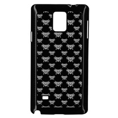 Body Part Monster Illustration Pattern Samsung Galaxy Note 4 Case (black) by dflcprints