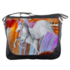 Pegasus Messenger Bags by icarusismartdesigns