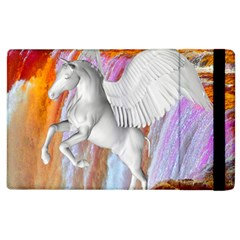 Pegasus Apple Ipad 3/4 Flip Case by icarusismartdesigns