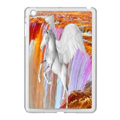 Pegasus Apple Ipad Mini Case (white) by icarusismartdesigns