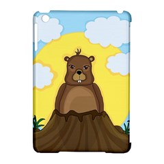 Groundhog Day  Apple Ipad Mini Hardshell Case (compatible With Smart Cover) by Valentinaart